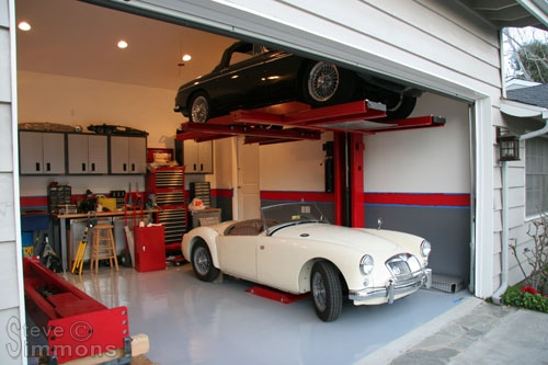 Automotive Lift Designs And Considerations