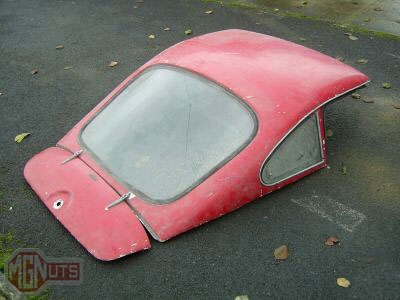 Mg midget hardtop for sale