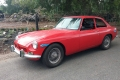 1970 MGB GT