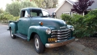 1952? Chevy 3100 Pickup