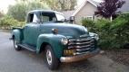 1952? Chevy 3100 Pickup