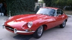 1968 Jaguar Series 1 1/2 Coupe