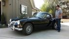 1960? MGA 1600 Coupe